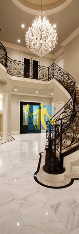 marble tiles traditional entry with polished light marble tiles shiny Canberra